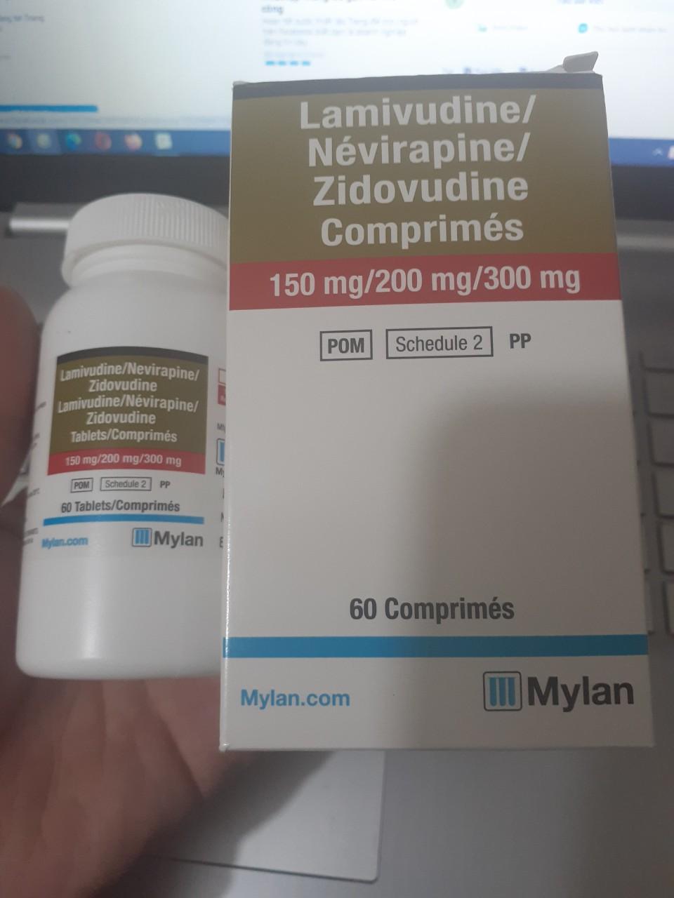 Thuoc-Lamivudine/Nevirapine/Zidovudine/150mg-200mg-300mg-02