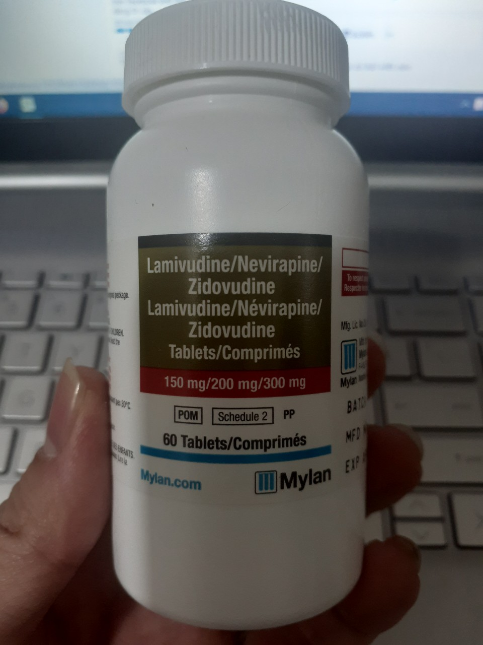 Thuoc-Lamivudine-Nevirapine-Zidovudine-150mg-200mg-300mg