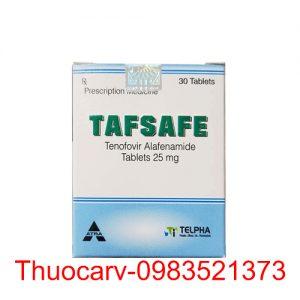 thuoc-tafsafe-25mg-gia-bao-nhieu