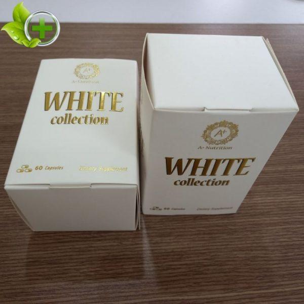 Giá viên uống White Collection bao nhiêu tiền?