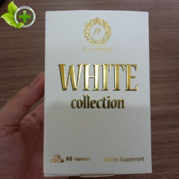 Viên uống White Collection mua ở đâu?