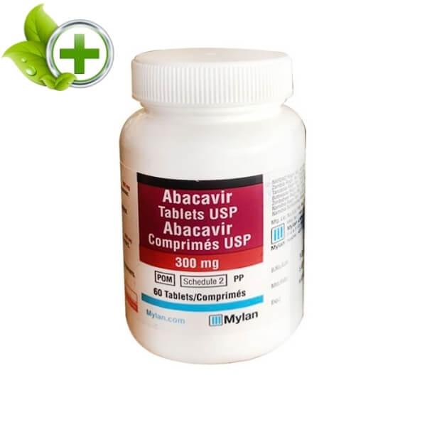 Thuốc Abacavir 300mg mua ở đâu