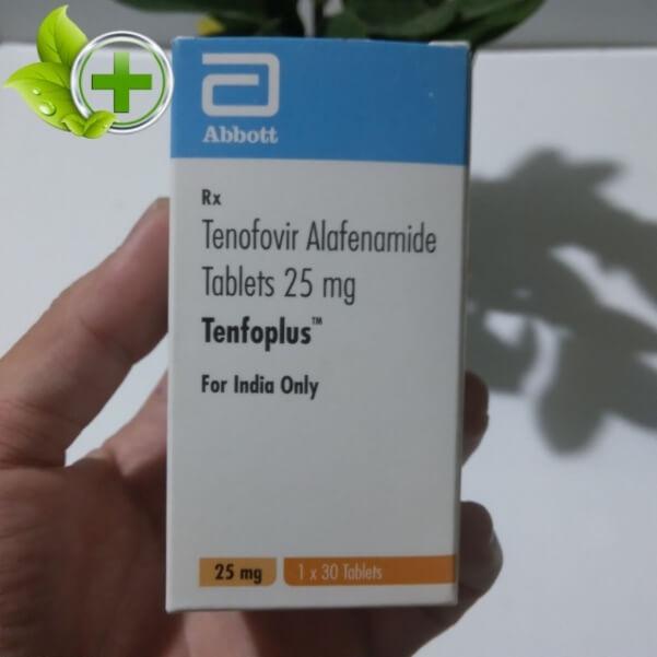 giá thuốc tenofovir 25mg