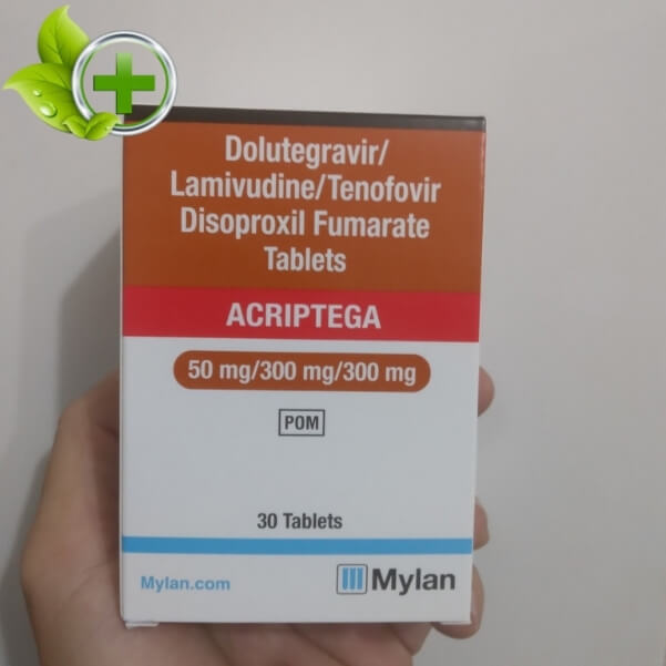 Thuốc Dolutegravir/Lamivudine/tenofovir disoproxil fumarate bán ở đâu